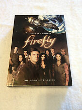 Joss Whedon'S Firefly The Complete Series 4 Disc 14 Episodes (Used)