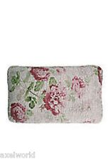 "LENOX""VINTAGE FLORAL""1pc DECO PILLOW OBL QUILTED COURTEPOINTE STITCH NWT BLOWOUT"