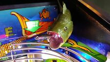 Williams Fish Tales Pinball Machine Bass MOD LED Upgrade High Quality & Detail