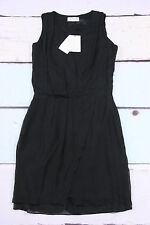 ROSEMUNDE copenhagen seide kleine schwarze Kleid