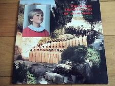 BBC WELSH CHORUS WITH ALED JONES - VOICES FROM THE HOLY LAND  - LP - REC 564