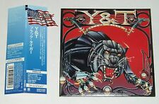 Y&T black tiger Japan SHM CD MINI LP