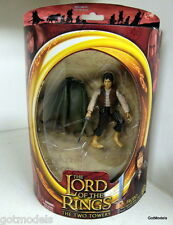 Toy Biz Lord of the Rings Frodo Baggins action figure The Two Towers