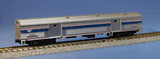 Kato N 156-0953 Amtrak Baggage Car Phase VI Road Number 1221 New!