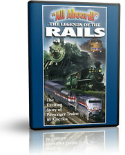 All Aboard! Legends of the Rails - On PBS - Passenger Trains in America