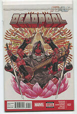 Deadpool #37  NM 2012 Sixis  Duggan Hawthorne Pallot Bellaire  Marvel Comics