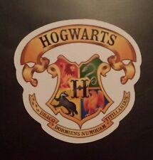 Hogwarts logo harry potter Sticker tablet laptop guitar 144