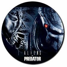 Parche imprimido, Iron on patch /Textil Sticker/ - Alien vs. Predator, B