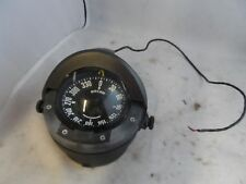 Black Ritchie Magnetic Marine Boat Compass B-80