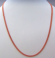 "Copper Neck Chain Necklace 24"" Wheeler Sunrise Healing Arithitis Pain cn 009 NEW"