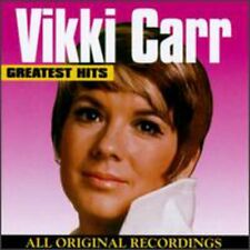 Greatest Hits - Vikki Carr (1994, CD NIEUW) CD-R