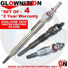G240 For Nissan Primastar dCi 100 80 Glownition Glow Plugs X 4