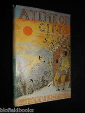 PATRICK LEIGH FERMOR: A Time of Gifts - 1978 - RARE - Classic Travel Account, HB