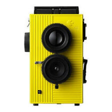 Superheadz Blackbird Fly BBF twin lens TLR camera YELLOW-  USA - Postage Free