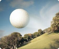 Golf Ball Flying Thick Mouse Pad