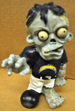 San Diego Chargers - ZOMBIE - Decorative Garden Gnome Figure Statue NEW