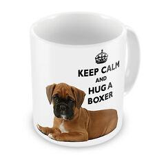 Keep Calm And Hug A Boxer Coffee / Tea Mug