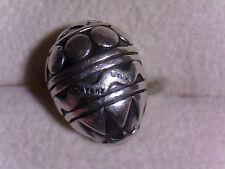 JAMES AVERY, EASTER EGG CHARM, .925 SILVER, RETIRED, RARE (17702207)