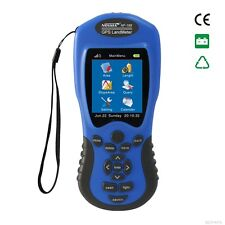 NF-198 GPS Test Devices GPS Land meter Can display measuring value, figure track