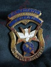 Knights of Columbus LaSalle Assembly Faithfuii Friar Pin