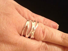 Premier Designs - Down to the Wire - Silver Ring (Sizes 05-12)