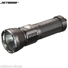 Jetbeam T4 PRO  Rechargeable Cree XHP50 LED LED Flashlight -2580 Lumens