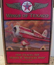 "Wings of Texaco 1930 Travel Air Model R ""Mystery Ship"" 5th in the Series"