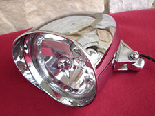 "CUSTOM BILLET 5 3/4"" VISOR  HEADLIGHT PARTS FOR HARLEY"