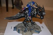 Transformers: Age of Extinction Grimlock and Optimus Collectible Statue Limited