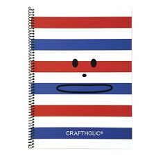 Craftholic 8mm Lined Spiral Notebook Note Pad School Supply : 4