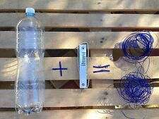Plastic PET bottle cutter. Rope and thermoshrink band extractor (1-9 mm)+BONUS