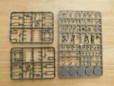 Warlord Games British Infantry + Weapons Sprues