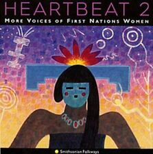 Vol. 2-More Voices Of First Na - Hea (1998, CD NIEUW) Burch/Harjo/Poetic Justice