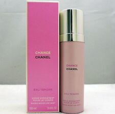 CHANEL CHANCE EAU TENDRE SHEER MOISTURE MIST 100ML/3.4 OZ.