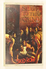 Slave to the Grind by Skid Row (1991) (Audio Cassette)