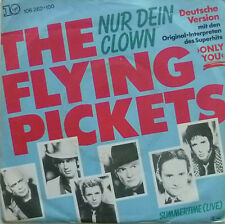 "7"" 1984 SUNG GERMAN FLYING PICKETS Nur Dein Clown /VG+"
