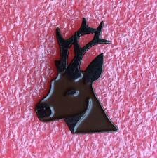 Pins CHASSE Chasseur Le CHEVREUIL Gibiers Hunting Hunter