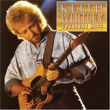 Greatest Hits - Keith Whitley (1990, CD NEUF)