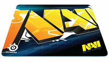 "SteelSeries Mini QcK+ Gaming Mouse Pad NVAI NATUS VINCERE 9.84""x8.27""x0.08"""
