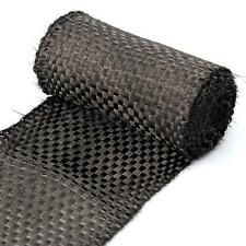 3K Plain Weave Real Carbon Fiber Cloth Fabric Tape Twill 90x5cm 18gsm/0.64oz DIY