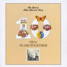 Paul and Mary Peter : 10 Years Together: Best of CD (1999)