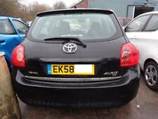 TOYOTA AURIS 1.4 D4D DIESEL - 2007 2008 2009 2010 - BREAKING / SPARES 1ND-TV