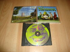 SHREK BANDA SONORA MUSIC CD FROM THE ORIGINAL MOTION PICTURE SOUNDTRACK USADA