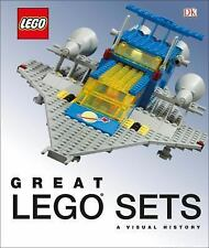 Great LEGO Sets: A Visual History (Library Edition)-ExLibrary