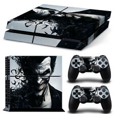 Vinyl Skin Sticker Cover For PS4 Playstation 4 Console + Controller Decal