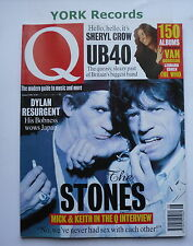 Q MAGAZINE - August 1994 - The Rolling Stones / Bob Dylan / UB40 / Sheryl Crow