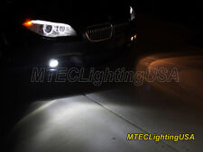 MTEC 6000K H8 H11 LED FOG LIGHT KIT 3100+ Lumen BMW F10 F11 528i 535i 550i