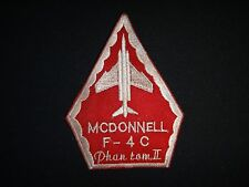 Vietnam War US Air Force F-4C McDONNELL PHANTOM II Patch