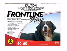 Frontline Plus For Extra Large Dogs 89-132lbs Red 6 Pack - Merial
