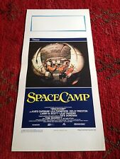 Space Camp locandina poster Nasa Kelly Preston Lea Thompson Tate Donovan